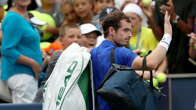 US Open: Andy Murray will not play at Flushing Meadows thumbnail