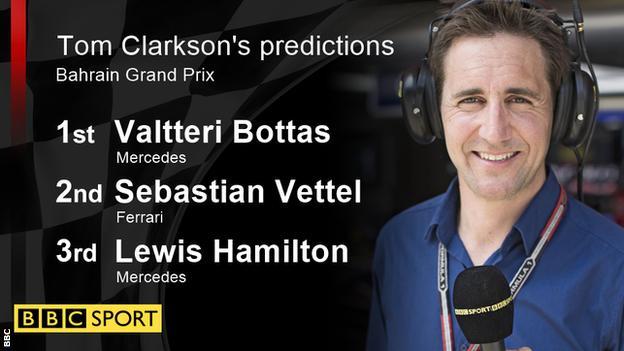 Tom Clarkson's predictions