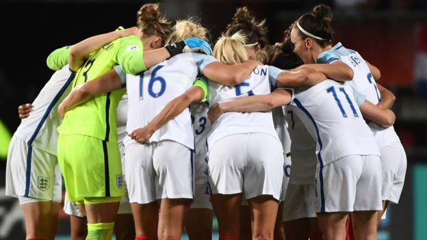 England Women: How did Mark Sampson and his players rate at Euro 2017? - BBC Sport