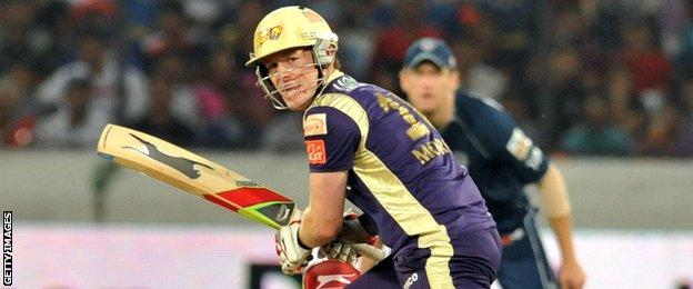 Eoin Morgan has played in four different IPL editions, scoring more than 600 runs in 41 matches