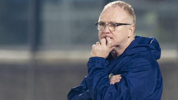 San Marino 0-2 Scotland: Alex McLeish booed despite win thumbnail