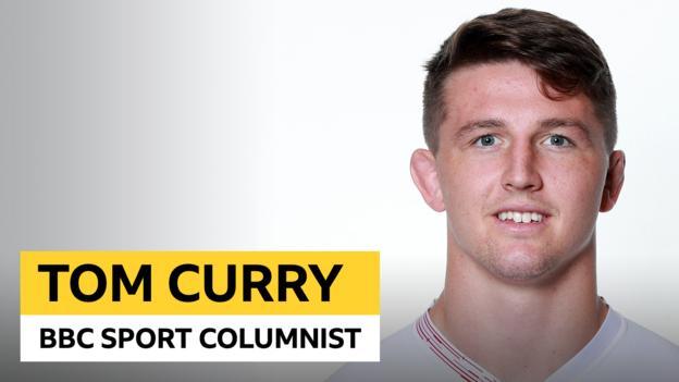 Tom Curry column: Being trolled by Faf de Klerk & failing Man City trials thumbnail