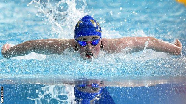 Sportscotland helps to fund sports clubs across the country as well as governing bodies