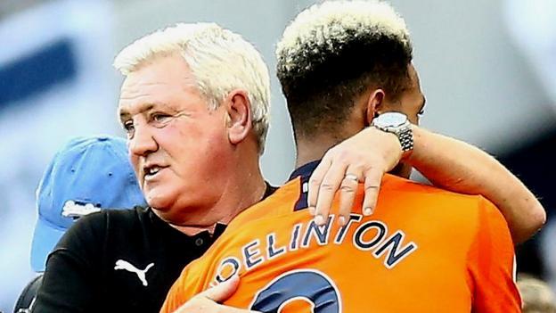 Tottenham 0-1 Newcastle: Steve Bruce provides perfect answer to critics - Alan Shearer thumbnail