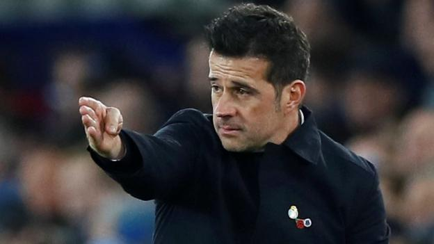 Marco Silva: Everton boss looks set to remain in charge for trip to Leicester thumbnail