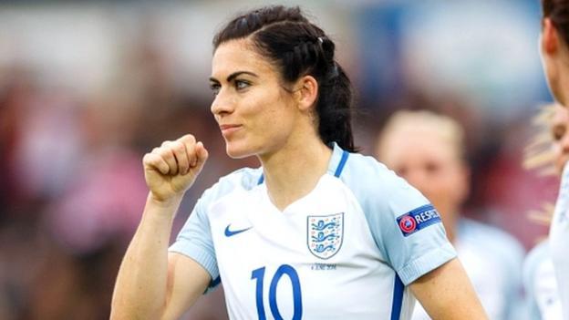 England Women 7-0 Serbia Women - BBC Sport