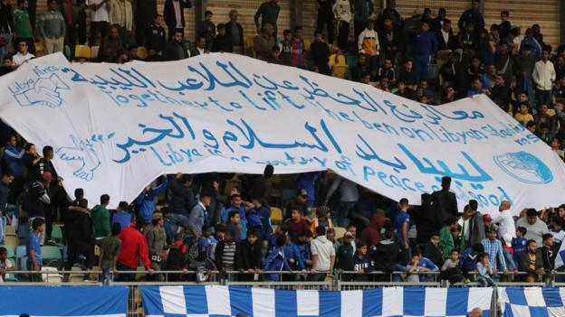 Al Hilal begin Libyan bid to host international games