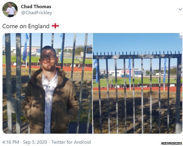 Chad Thomas