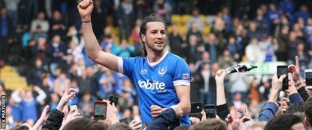 Pompey promotion