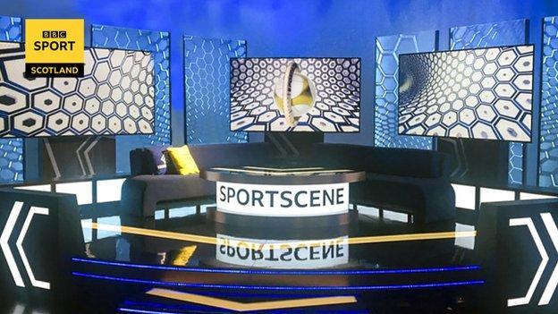Sportscene set