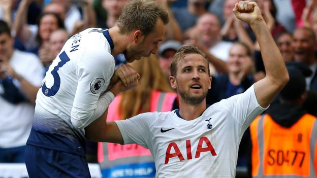 Premier League results: Tottenham, Everton, Leicester and Bournemouth win thumbnail