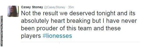 Casey Stoney
