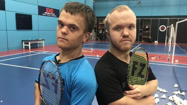 Best friends off the court - but only one can go to the Paralympics