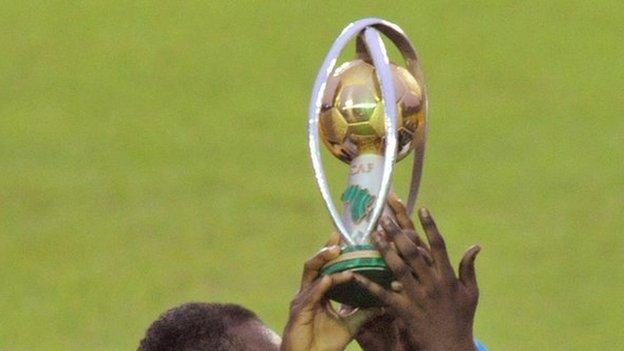 CHAN 2018: Zambia top Group B despite draw with Namibia