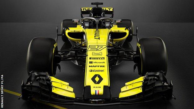Renault's new car