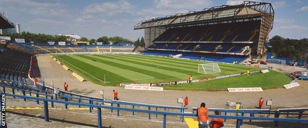 Stamford Bridge 1992