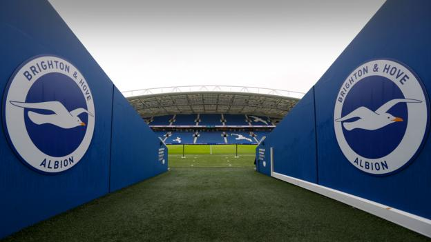 Premier League: Brighton 'not in favour' of finishing season at neutral venues thumbnail