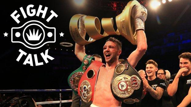 Fight Talk: Is Josh Taylor a pound-for-pound star, McGregor to train Fury? thumbnail