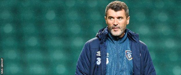 Will Celtic approach Roy Keane again?