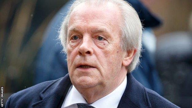 Gordon Taylor denies PFA 'asleep' on dementia in football thumbnail