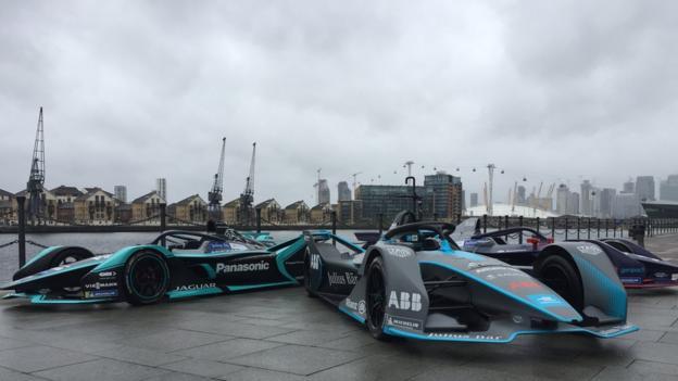 Formula E to introduce new London street race for 2020 thumbnail