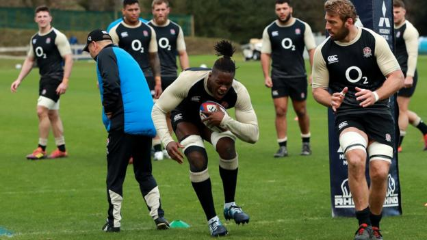 Six Nations: Maro Itoje and Jack Nowell England injury concerns ahead of Italy match thumbnail
