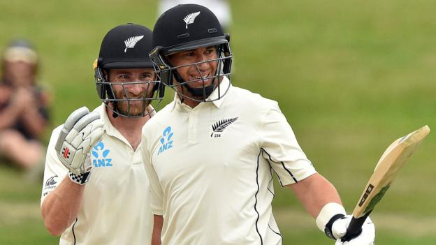 Drawn second Test seals New Zealand series win over England