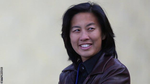 Kim Ng: Miami Marlins hire first female general manager in MLB history