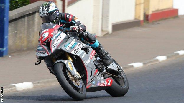 Michael Dunlop has enjoyed considerable success running his own MD Racing bikes in the Superstock and Supersport classes
