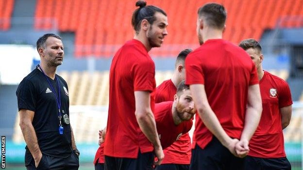 China Cup Semi-final Preview: China vs Wales - Bale set to feature for Wales in China