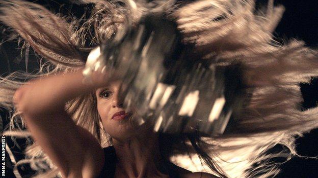Lacey Thibudo-Fields Head Shot - dance.