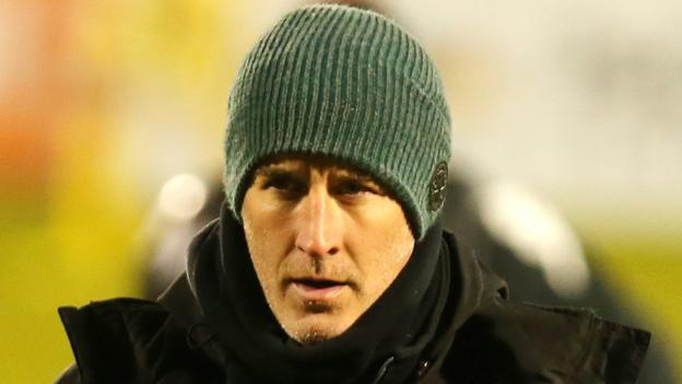Glentoran sack manager Gary Haveron after 17 months in charge