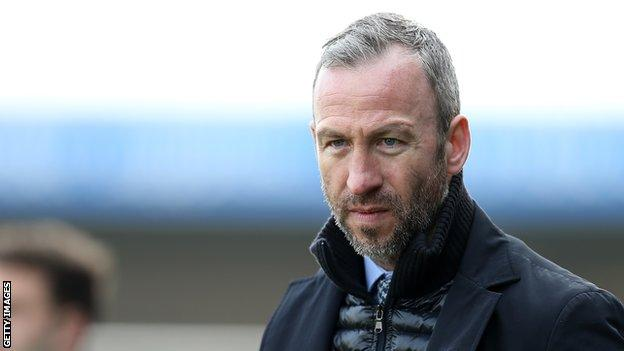 Shaun Derry's Cambridge United are 16th in the League Two table
