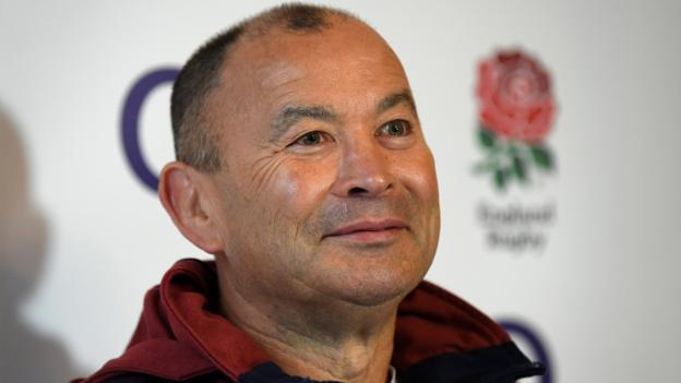 Six Nations: England coach Eddie Jones set for talks with RFU over future thumbnail