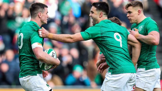 Six Nations: Ireland beat France 26-14 to retain title hopes thumbnail