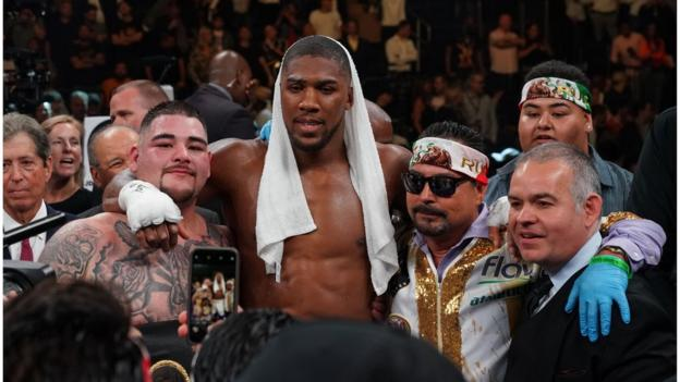 Anthony Joshua v Andy Ruiz Jr: Mike Costello and Steve Bunce on what happens now thumbnail