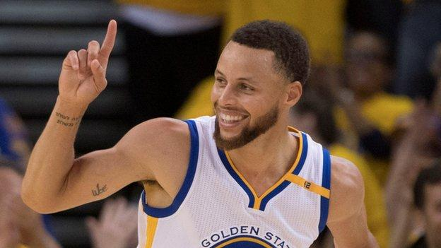 Steph Curry has helped the Golden State Warriors to consistent success in recent seasons