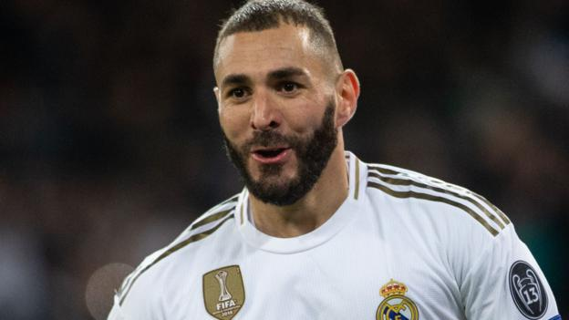 Real Madrid 6-0 Galatasaray: Karim Benzema matches Lionel Messi streak in win thumbnail