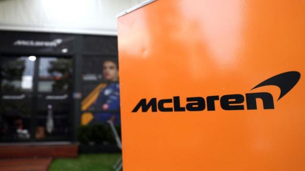 McLaren staff arrive back in UK after being quarantined in Melbourne
