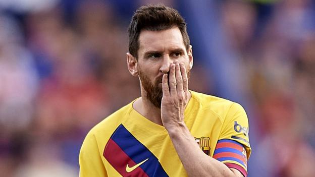 Levante 3-1 Barcelona: La Liga leaders fall to defeat at Levante thumbnail