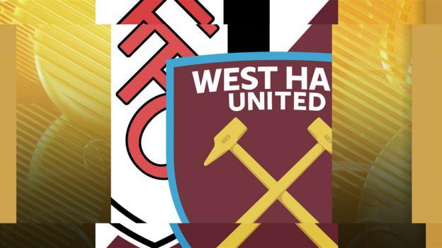 Fulham v West Ham