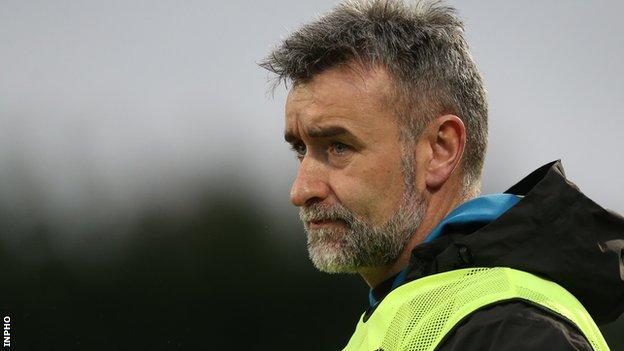 Mattie McGleenan has enjoyed club success with Monaghan champions Scotstown