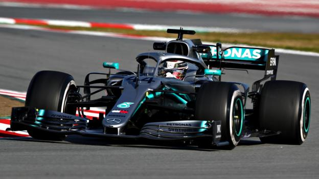 Formula 1 testing 2019: Williams in turmoil as Sebastian Vettel fastest thumbnail