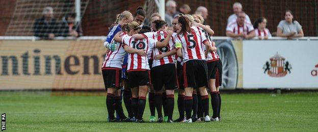 Sunderland Ladies