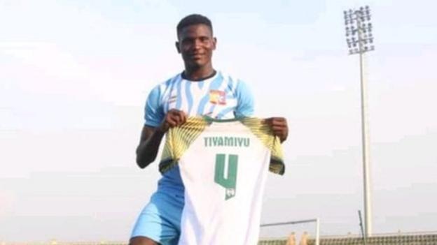 Nigeria mourns dead footballer as police deny brutality