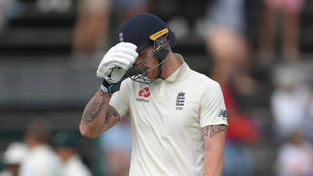 Ben Stokes appears to be involved in altercation during fourth Test thumbnail