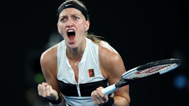 Australian Open finalist Petra Kvitova on mental struggles after 2016 knife attack thumbnail