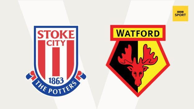 Stoke v Watford