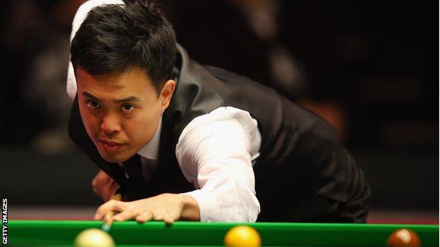 Marco Fu has made 381 career century breaks