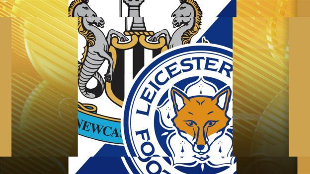 Newcastle v Leicester